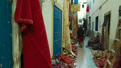 Essaouira - koberce / Essaouira - carpets