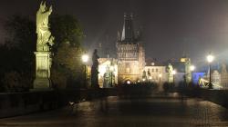 Noční Praha / Prague at night