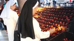 Jeptišky v Cebu / Nuns in Cebu