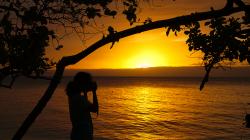 Focení západu slunce / Sunset photo hunting