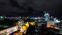 Bouře v Cebu / Storm in Cebu