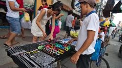 Pouliční trh / Street market