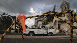 Následky Zemětřesení / Earthquake Consequences