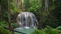 Vodopád Lugnason / Lugnason waterfall
