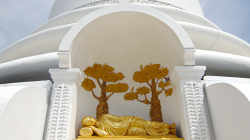 Pagoda míru - Peace pagoda