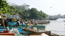 Rybářská osada - Fishermen village