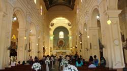 Kostel zasvěcený rybářům - Church dedicated to fishermen