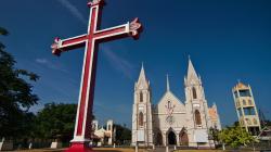 Kostel v Negombu / Negombo church