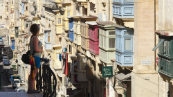 Valletta - Republic street
