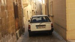 Řidiči to na Maltě nemají lehké