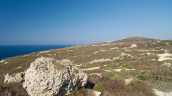 Kdesi na severozápadě ostrova Gozo