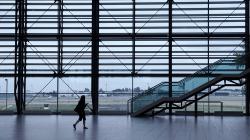 Nejvyšší čas odletět - It's about time to leave