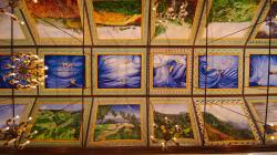 Kostelní stropy