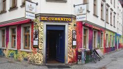 Streetart je ve vnějším Neustadtu velice populární