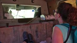 Cesta náklaďákem