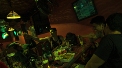 Kluci z Medanu / Medan guys @ Corner Café Raya