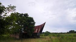Původní dům Bataků / Traditional Batak house