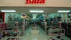 Baťa - mnoho místních si myslí, že je to indonéská značka / Bata - many locals thinks it\'s a local brand