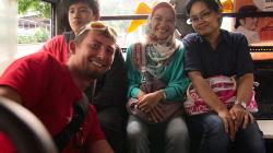 V busu / In the bus