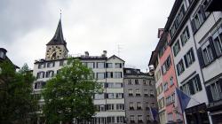 Ulice Zurichu / Zurich streets
