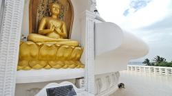 Pagoda míru / Peace Pagoda