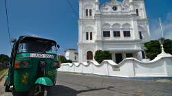 Pevnos Galle / Galle Fort